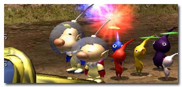 Olimar is ready for more action.