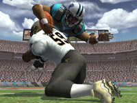 Madden NFL 2005 looks like it will deliver the ultimate Football experience.